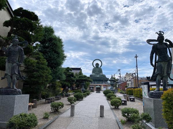 富山 大佛寺(高岡大佛)