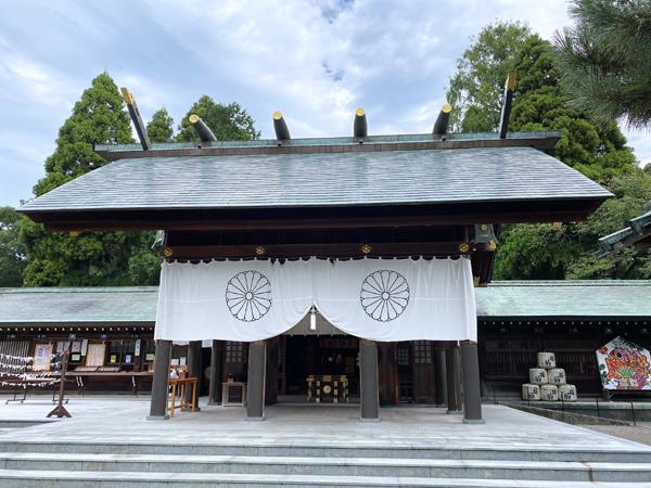 富山 射水神社