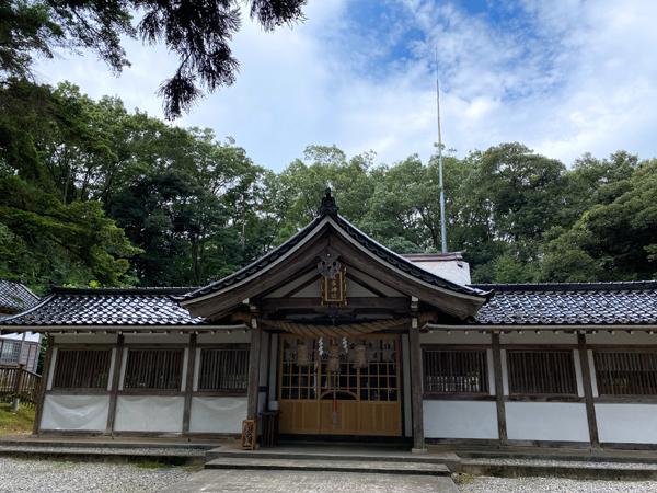 富山 氣多神社
