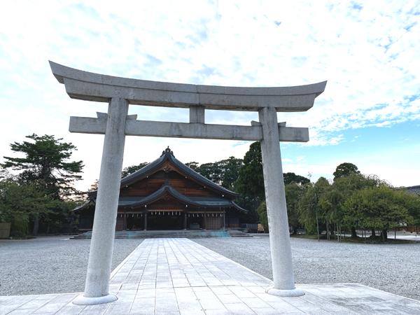 富山 富山縣護國神社