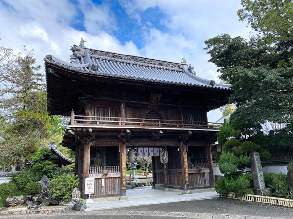 徳島 霊山寺
