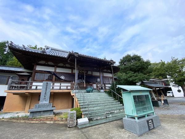 徳島 十楽寺