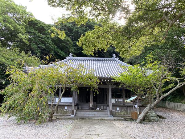 兵庫 沼島八幡神社
