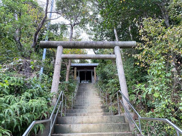 兵庫 自凝神社