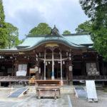 徳島 大麻比古神社