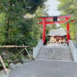 神奈川 白笹稲荷神社