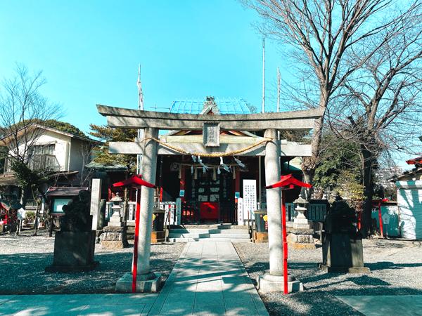 神奈川 浅間神社