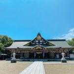 秋田 秋田県護国神社