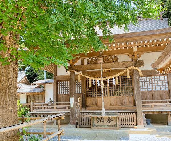 千葉 印内八坂神社