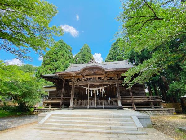 秋田 彌高神社