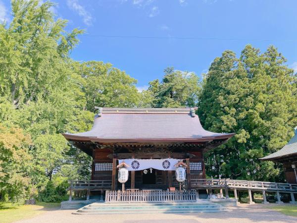 青森 青森県護国神社