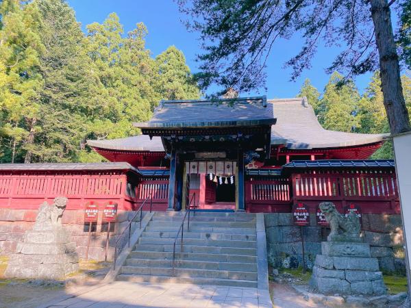 青森 岩木山神社